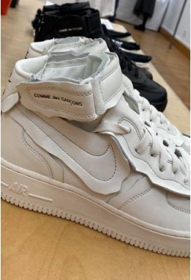 Nike Air Force 1 Mid Comme des Garçons
